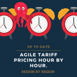 OCTOPUS ENERGY AGILE PRICE